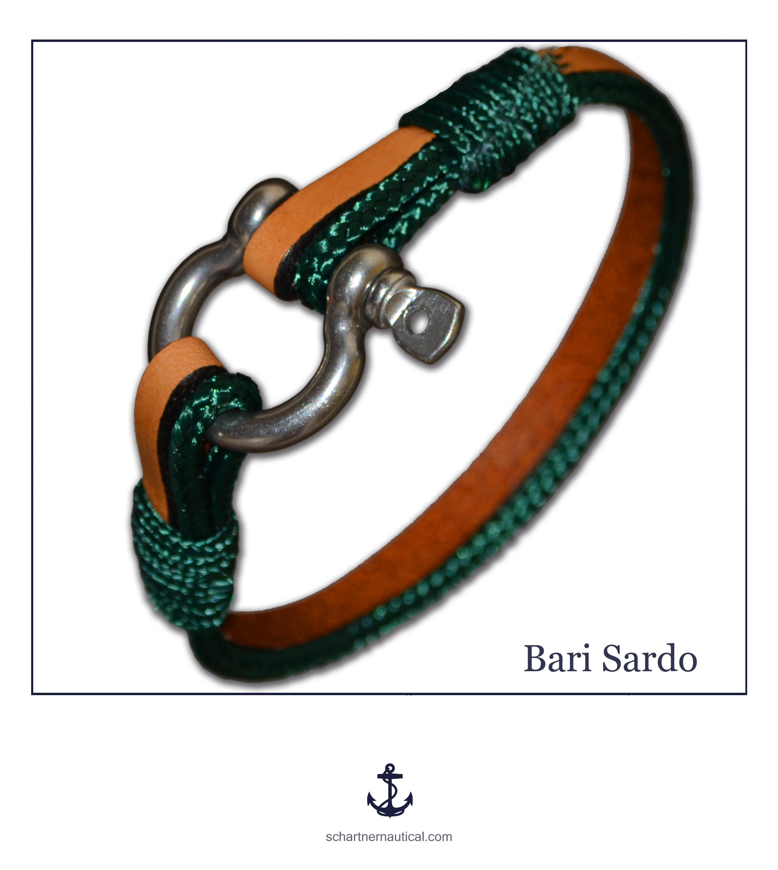 SCHARTNER-Bari Sardo Vitorlás karkötő