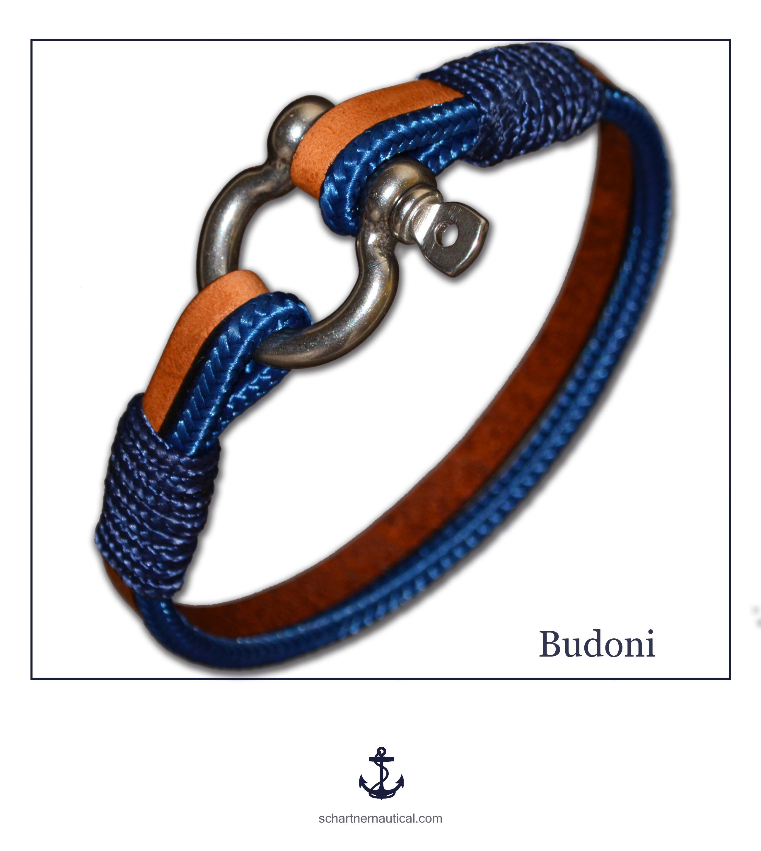 SCHARTNER-Budoni Vitorlás karkötő