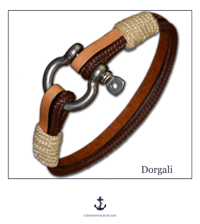 SCHARTNER-Dorgali Vitorlás karkötő