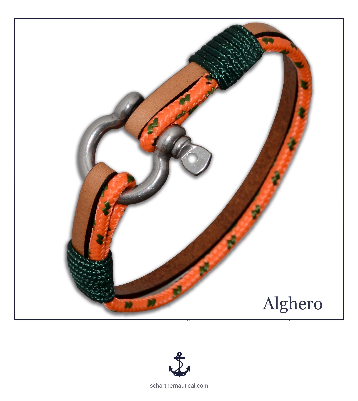 SCHARTNER-Alghero Vitorlás karkötő