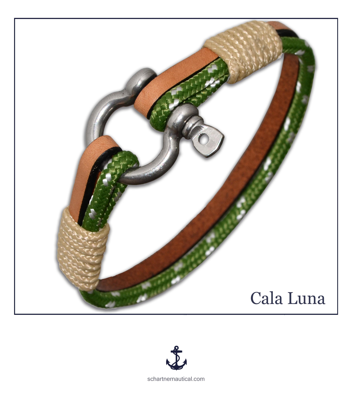 SCHARTNER-Cala Luna Vitorlás karkötő