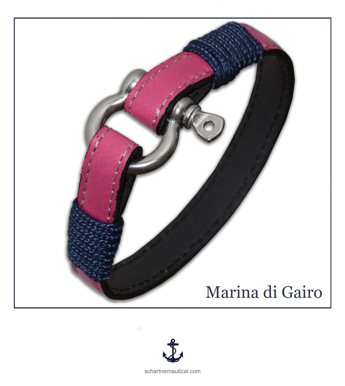SCHARTNER- Marina di Gairo Vitorlás karkötő